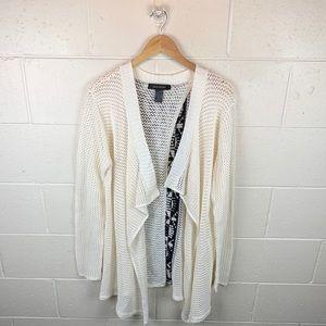 Ashley Stewart Cardigan Sweater